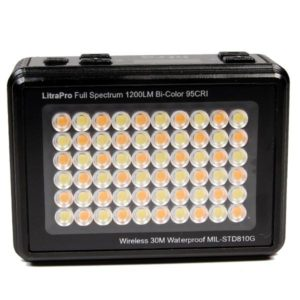 LitraPro™ – The World's First Full Spectrum Bi-Color Compact Video and Photo Adventure Light Review