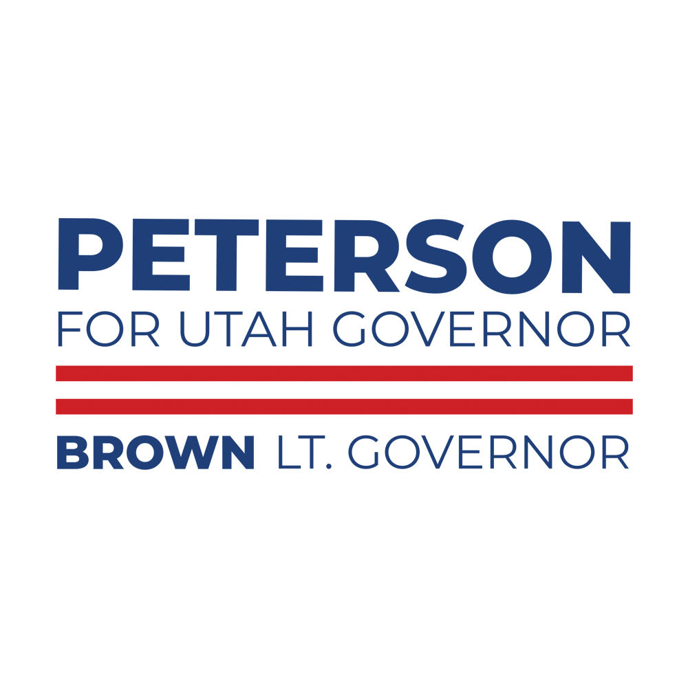 Chris Voss Podcast – Chris Peterson, Utah Governor Candidate Democrat 2020