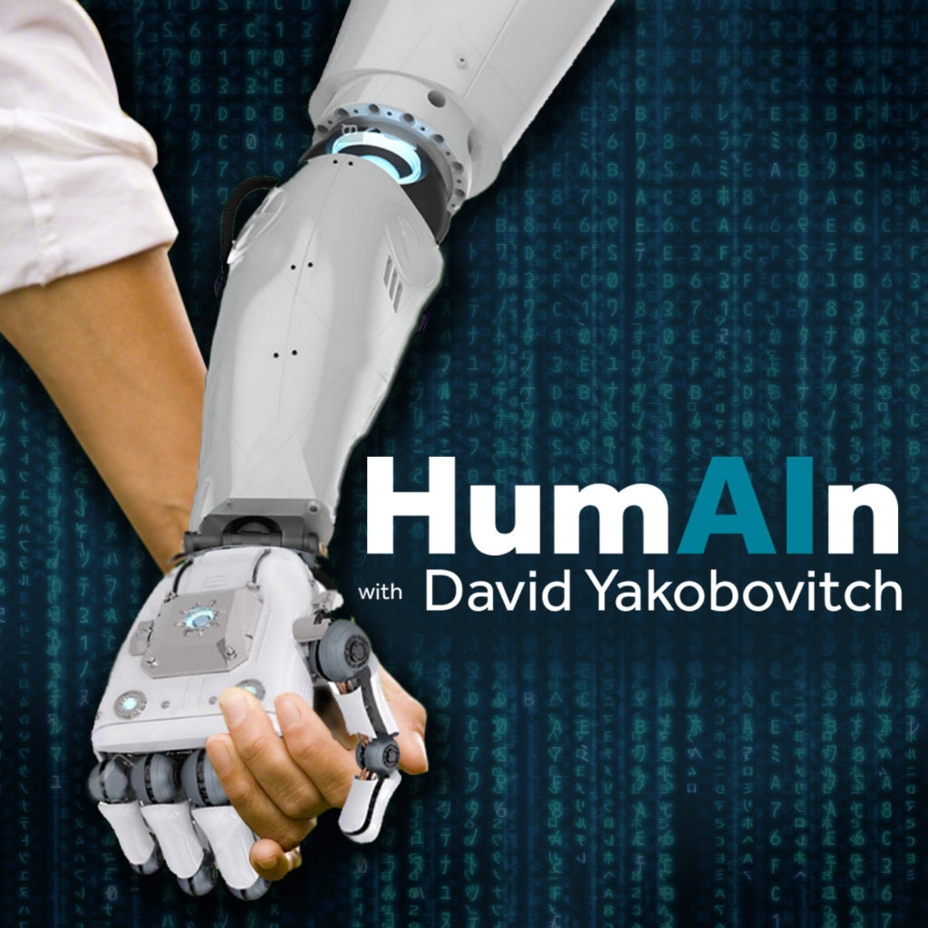 Chris Voss Podcast – David Yakobovitch, Host of the HumAIn Podcast & Principal Data Scientist at Galvanize