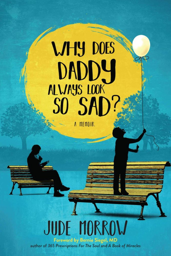 Chris Voss Podcast – Why Does Daddy Always Look So Sad? By Jude Morrow