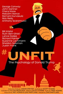 Chris Voss Podcast – #UNFIT: The Psychology of Donald Trump Documentary Review