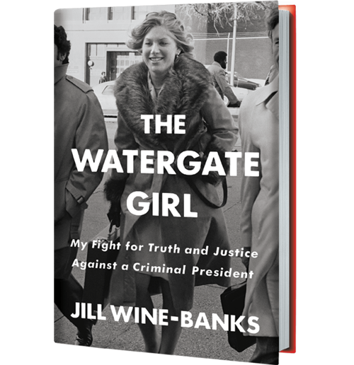 Chris Voss Podcast – The Watergate Girl: My Fight for Truth and Justice Against a Criminal President by Jill Wine-Banks