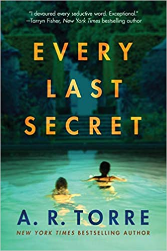 Chris Voss Podcast – Every Last Secret by A. R. Torre